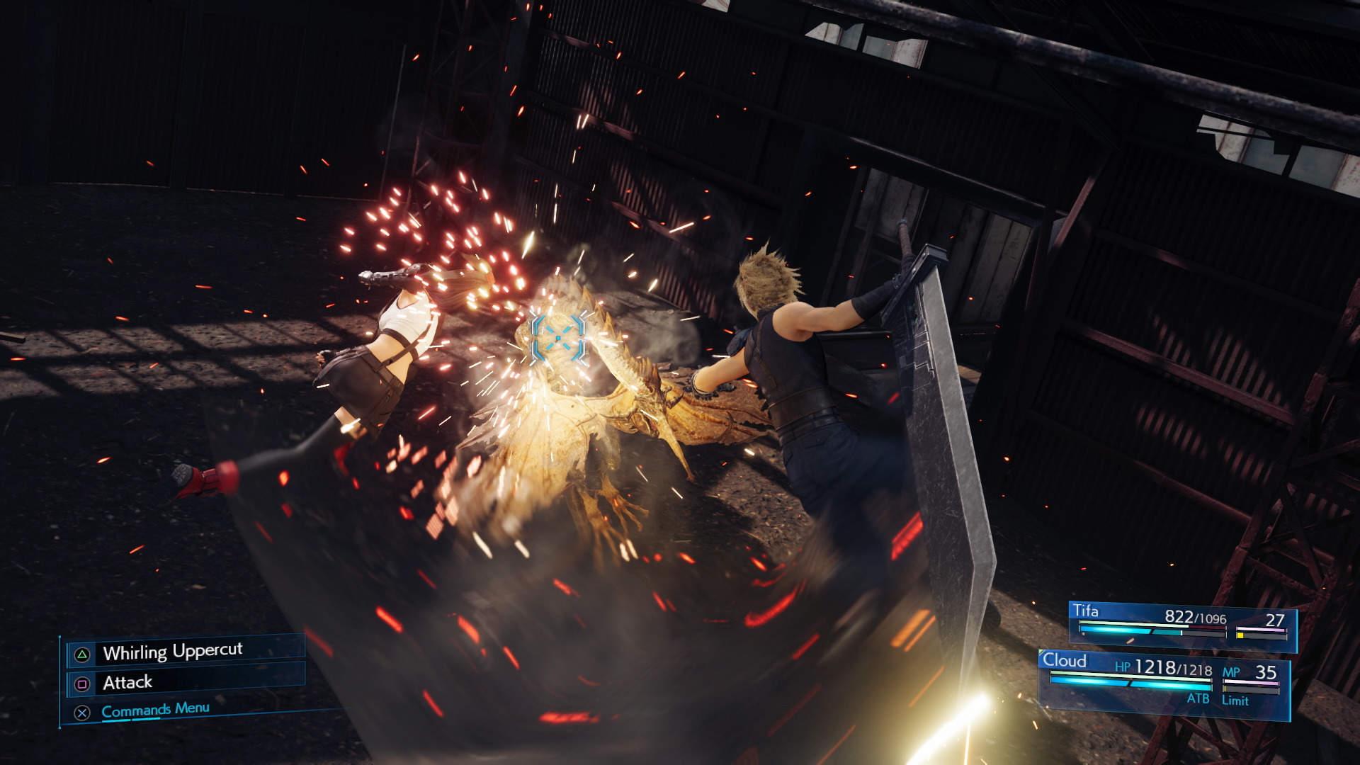 Image for Final Fantasy 7 Remake Combat Primer: tips and advice for mastering battles