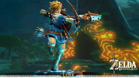 Image for Don't miss out on pre-ordering these Breath of the Wild statues from First 4 Figures