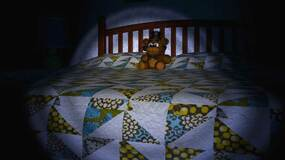 Image for Five Nights at Freddy's Halloween update adds new challenges, but won't open the box