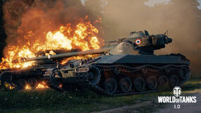 Image for World of Tanks experimenting with wheeled vehicles after 1.0 launch