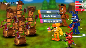 Image for Five Nights at Freddy's RPG spin-off FNaF World launches on Steam