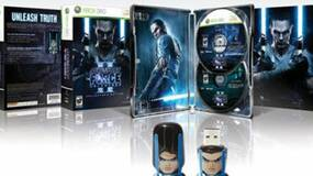 Image for Star Wars: The Force Unleashed II collector's edition revealed