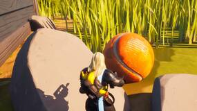 Image for Fortnite: Chapter 2 Season 4 - Bounce on different dog toys at Ant Manor