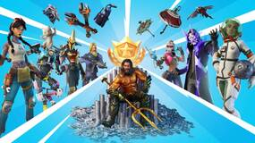 Image for Fortnite's Season 3 map hides an island underwater