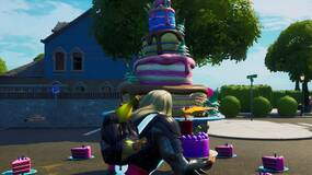Image for Fortnite Birthday Challenges: Where to find all the Birthday Cakes