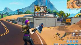 Image for Fortnite: collect 100 of each material within 60 seconds of landing