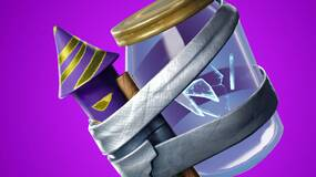 Image for Fortnite v10.10 content update adds Junk Rift item, Glitched Consumables and Dusty Depot prefabs
