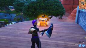 Image for Fortnite: Mark a chest, a shield item and a healing item in a single match