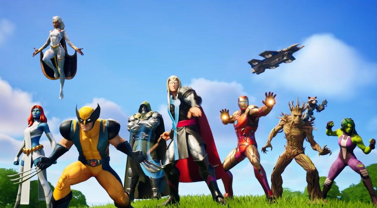 Image for Fortnite: Chapter 2 Season 4 - Watch the Nexus War trailer here