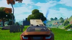 Image for Fortnite: Chapter 2 Season 4 - Jump through a flaming ring at Salty Springs