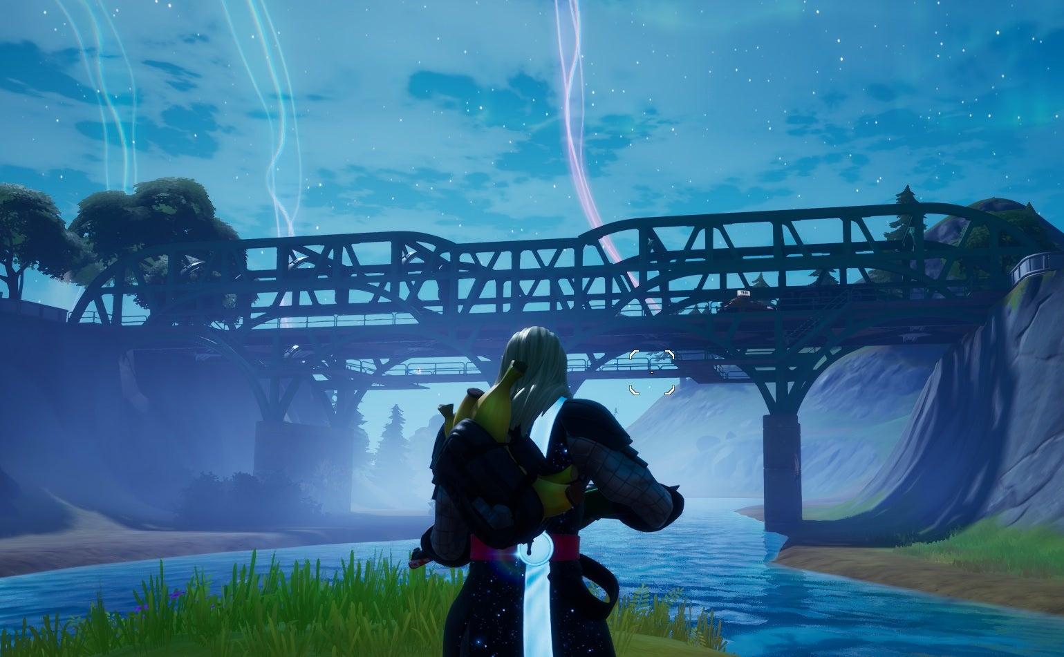 Image for Fortnite: Chapter 2 Season 4 - Ride a Motorboat under different coloured steel bridges