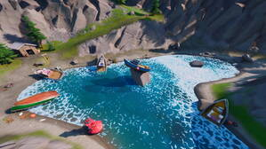 Image for Fortnite Shipwreck Cove guide - How to visit Shipwreck Cove
