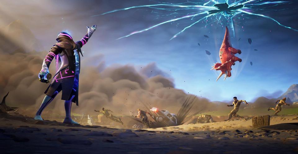Image for Fortnite Season 10 - hidden Battle Star locations