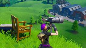 Image for Fortnite: Dance at different telescopes in a single match