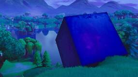 Image for Millions tune in to watch Fortnite's Cube finally collapse