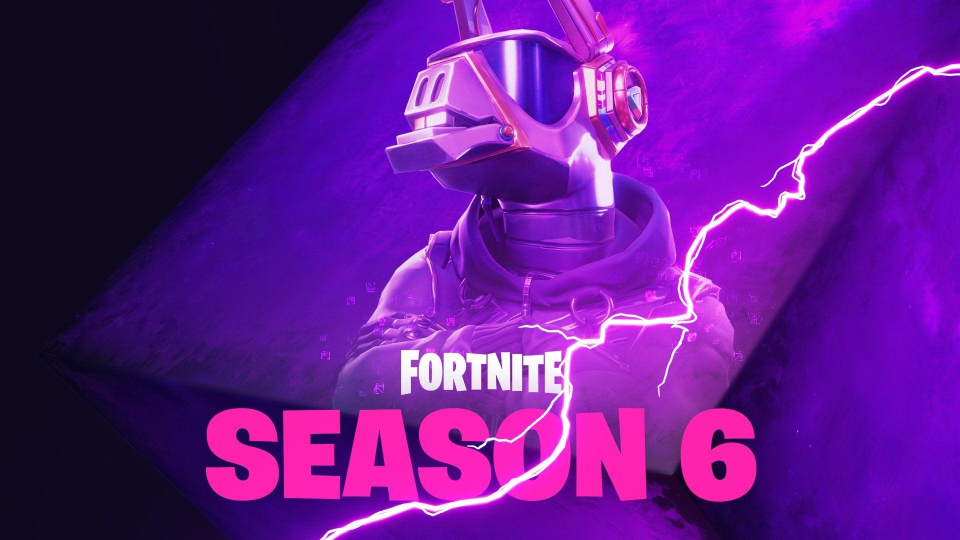 Image for Fortnite Season 6: first official tease shows off DJ llama skin