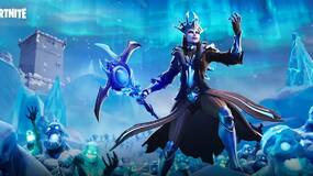 Image for Fortnite Ice Storm live event has kicked off - time to get chilly