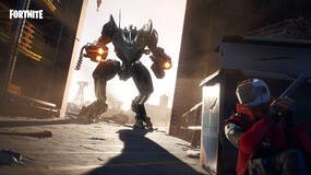 Image for Fortnite: the B.R.U.T.E. mech has finally been nerfed