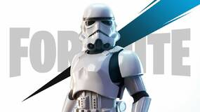 Image for Grab a Fortnite Stormtrooper skin from the item shop or by purchasing Jedi: Fallen Order