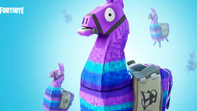 Image for This real-life Fortnite supply lama was spotted in London