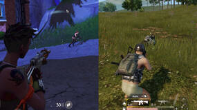 Image for PUBG Mobile vs Fortnite Mobile - which portable battle royale is best?