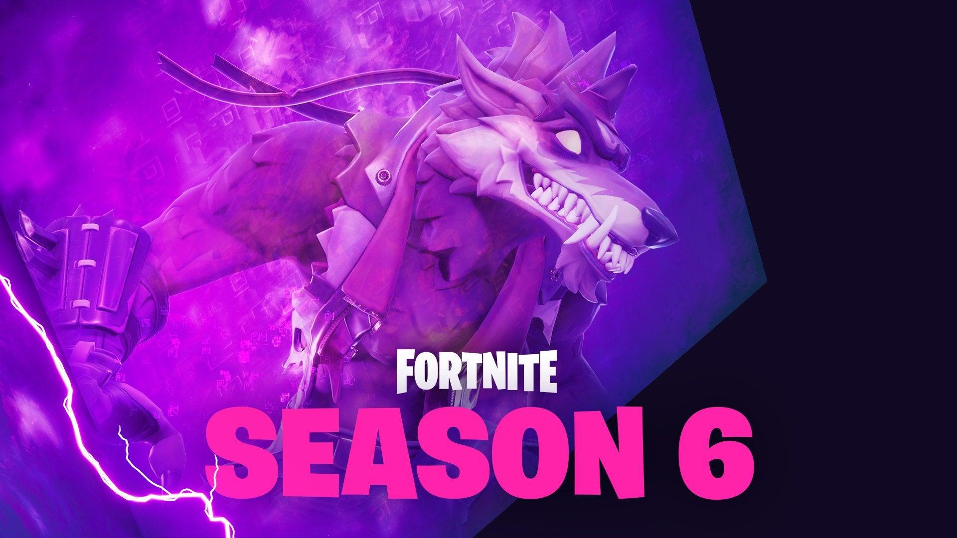 Image for Fortnite Season 6: final tease shows off werewolf skin