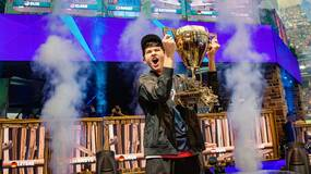 Image for Fortnite World Cup Finals peaked at 2.3 million concurrent viewers