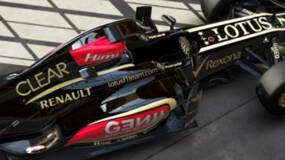 Image for Forza 5 gameplay videos show Lotus F1 and Audi R18 racing around Yas Marina, LeMans
