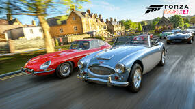 Image for Forza Horizon 4 looks rather lovely and wet in the spring
