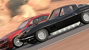 Image for Drag racing in Forza 3 features American muscle cars