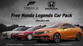 Image for Forza 5's Honda Legends Car Pack available now for free