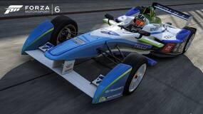 Image for Full Formula E season to debut in Forza 6