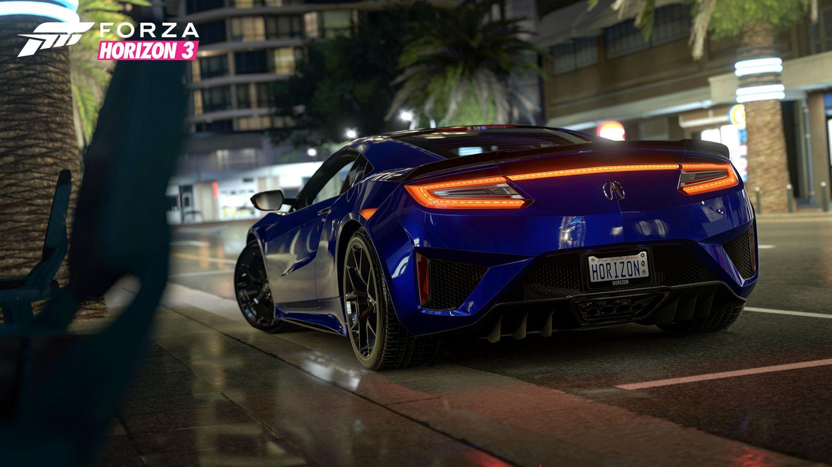 Image for Forza Horizon 3 Windows 10 demo finally released