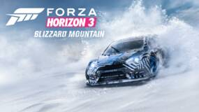Image for Blizzard Mountain is the first big Forza Horizon 3 expansion - all the details