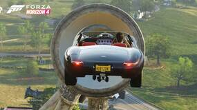 Image for Forza Horizon 4 is adding stunt racing in free update today