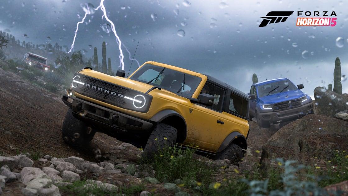 Forza Horizon 5 meningkatkan kustomisasi karakter, mengubah perkembangan menjadi lebih baik
