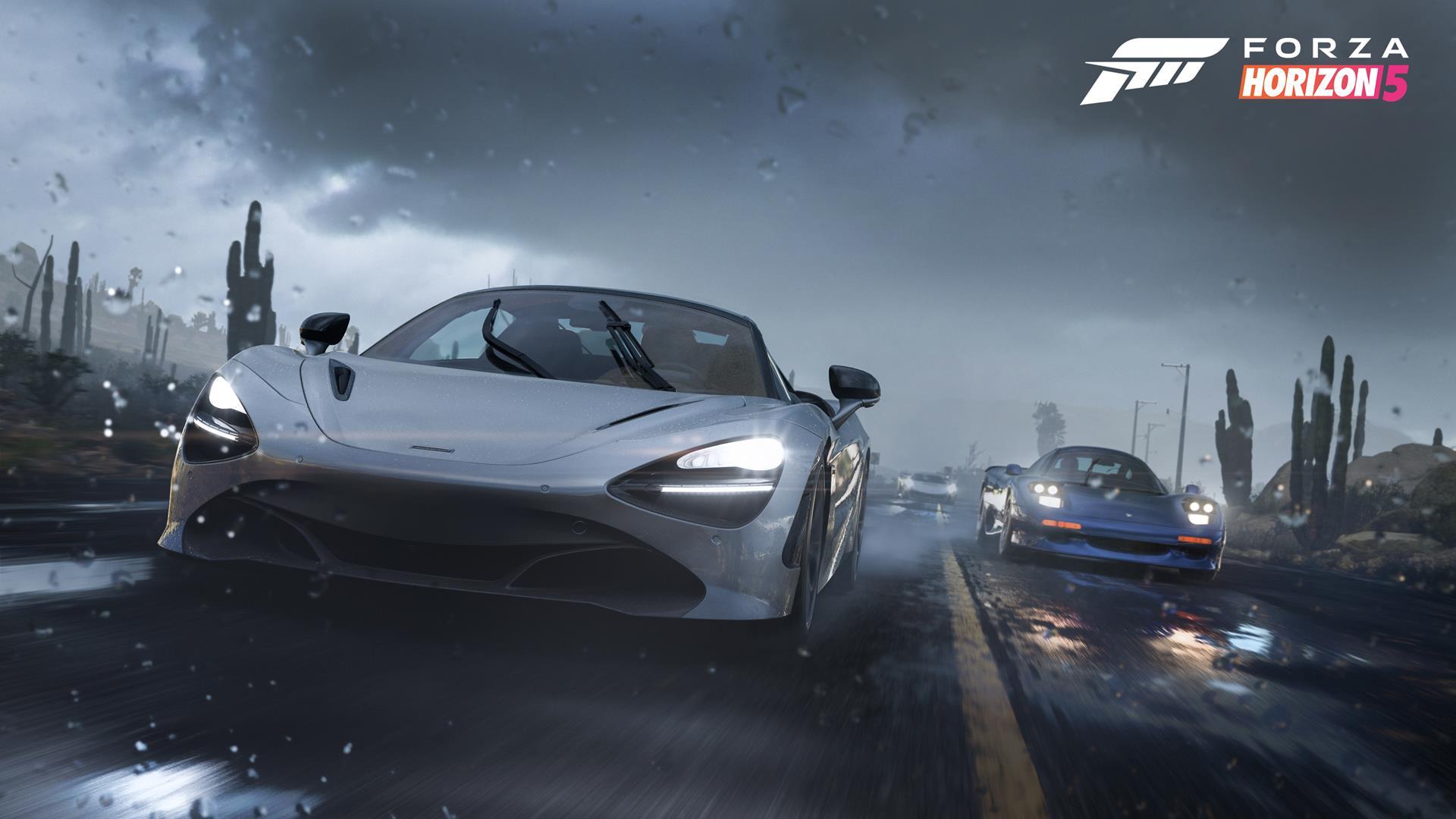 Image for Forza Horizon 5 takes the series to Mexico in November