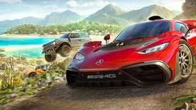 Image for Forza Horizon 5's incredible opening race shown off in new gameplay