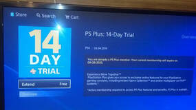 Image for PS4 owner finds PS Plus loophole, subscribes until 2035 without paying a penny