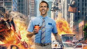 Image for Ryan Reynolds plays a man who discovers he is living in a GTA-style video game in Free Guy