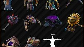 Image for Fortnite Season 6: New spooky skins leaked in latest patch