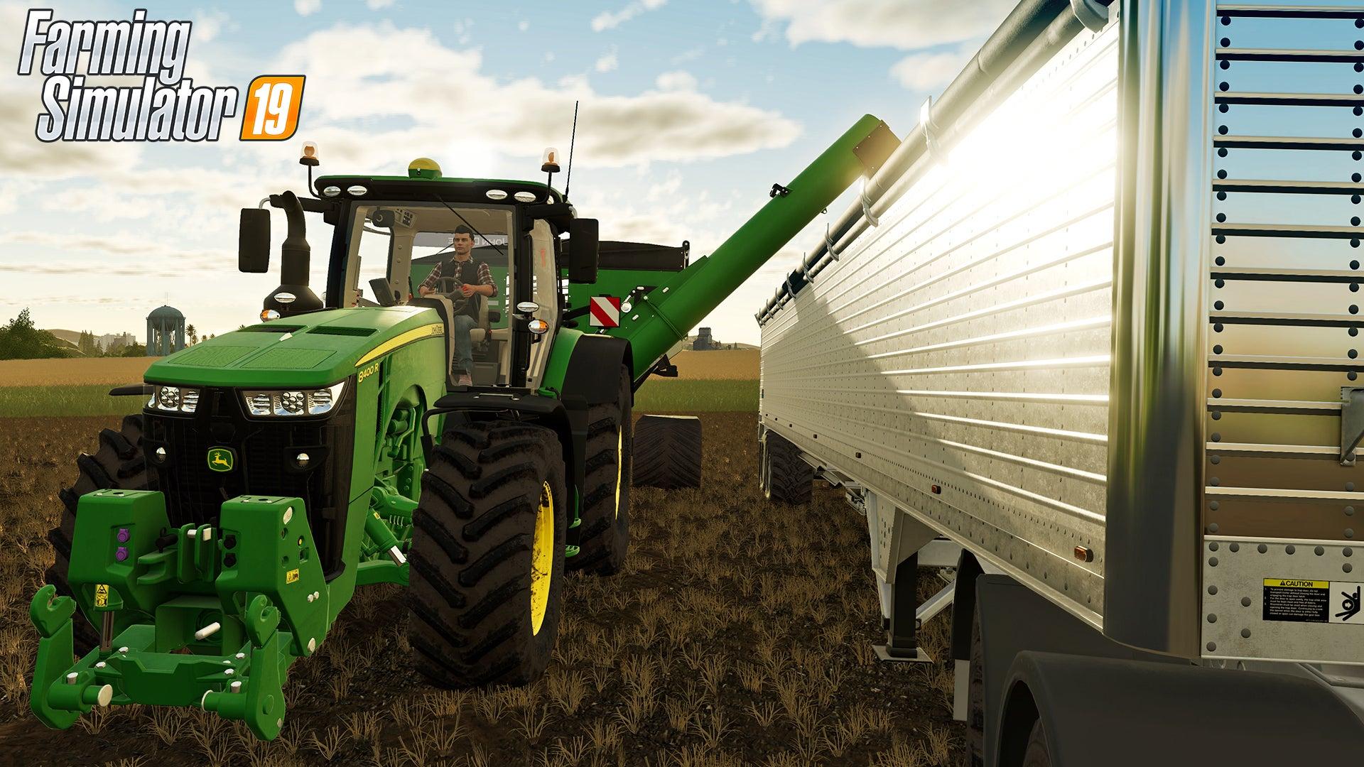 Image for Farming Simulator 19 money cheat