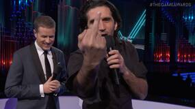 """Image for """"I know some people thought I was on cocaine, but no"""" - Josef Fares explains his 'fuck the Oscars' speech"""