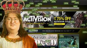 Image for Call of Duty, other Activision titles on sale through Steam for up to 75% off