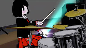 Image for Is Gal Metal the best game about heavy metal drumming schoolgirls ever, or is it just the only one?