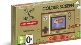 Image for Super Mario Bros. Game & Watch is £10 off in the UK