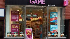 Image for GAME to close 40 stores throughout the UK