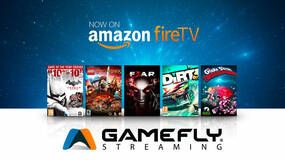 Image for GameFly Streaming launches exclusively on Amazon Fire TV devices