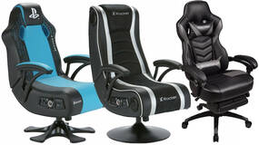 Image for Take a load off with these Black Friday Gaming Chair deals
