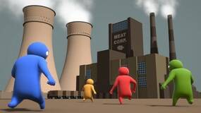 Image for Double Fine is publishing local multiplayer brawler Gang Beasts
